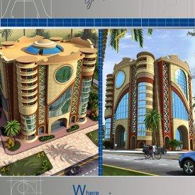 El Nozha Building